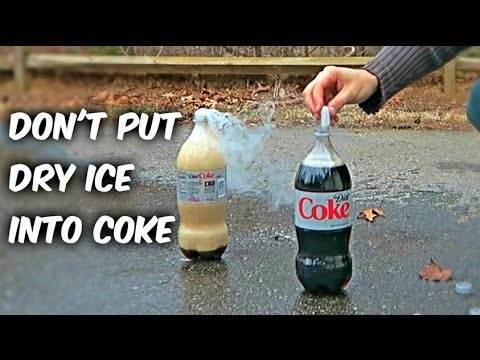 what-happens-if-you-put-dry-ice-into-coke