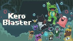 Kero Blaster - Full Playthrough (Longplay)