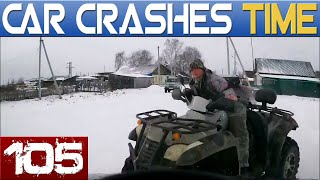 Dashcam Accidents Compilation - January 2016 - Episode 105 HD