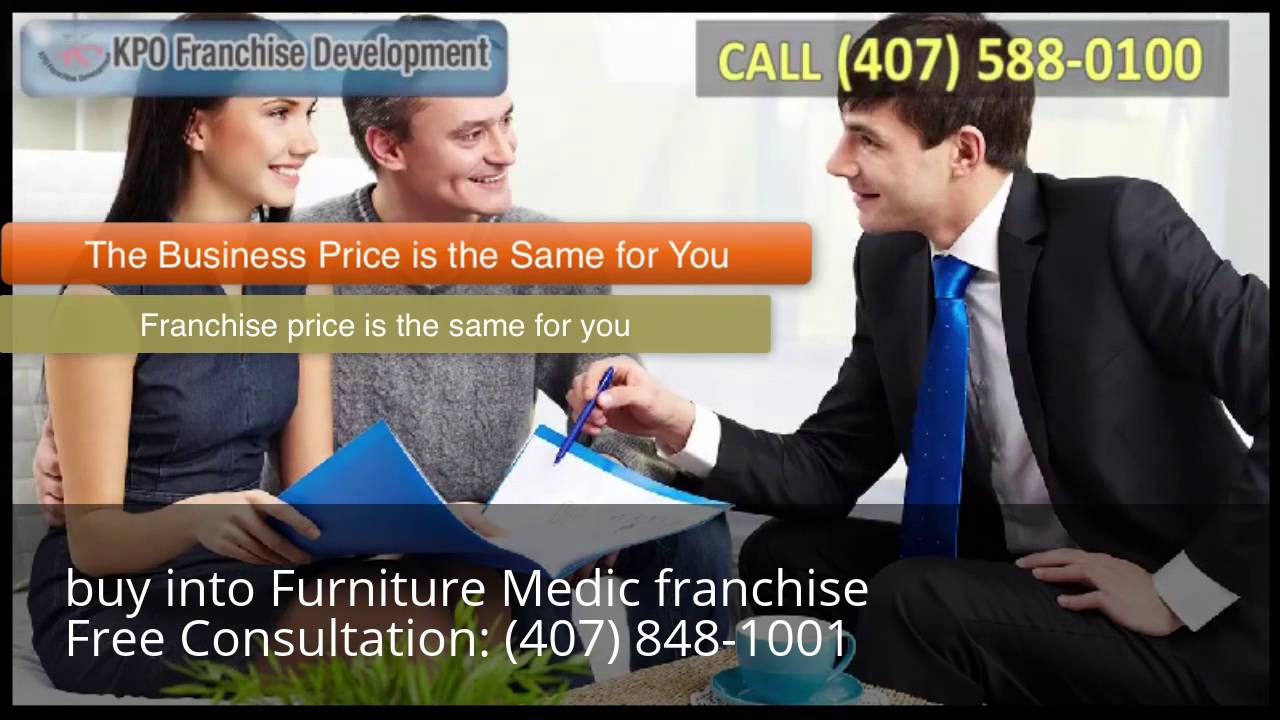 Buy Into Furniture Medic Franchise