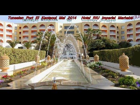 PDVideo 154 Tunesien Hotel RIU Imperial Marhaba Mai 2014