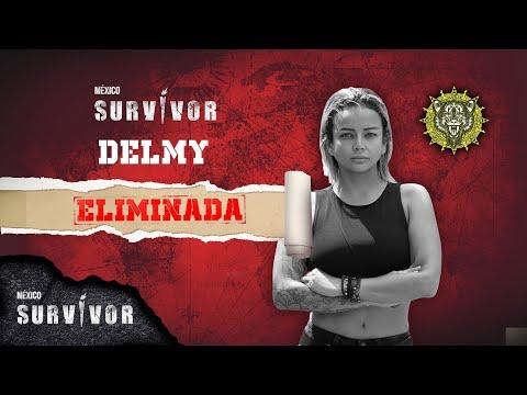 Lamentablemente Delmy no continuará en Survivor México. | Survivor México