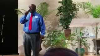 Together In Unity Prayer Breakfast music with Edwin Minton