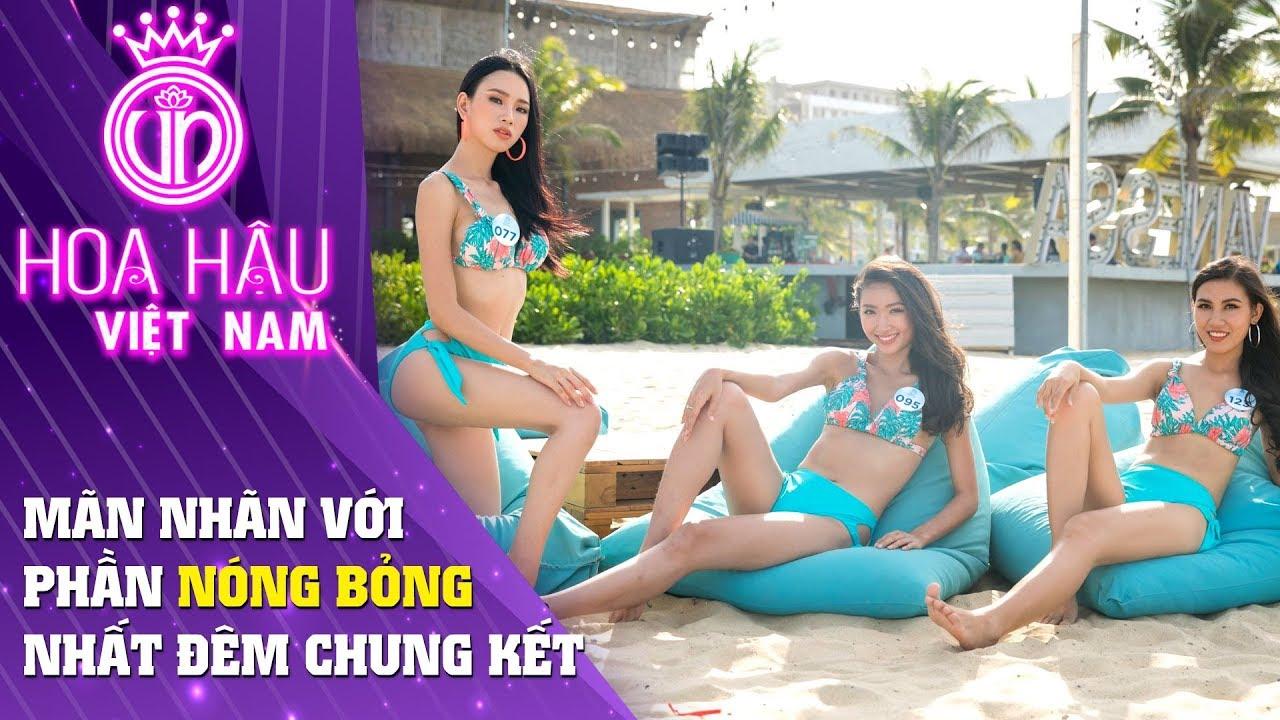 Hoa hậu Việt Nam | Mãn nhãn phần trình diễn nóng bỏng nhất đêm chung kết Miss World Việt Nam 2019