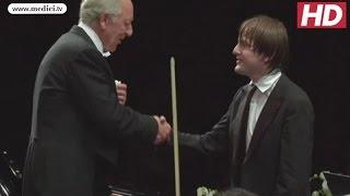 Daniil Trifonov and Yuri Temirkanov - Rachmaninov