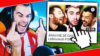 JE REAGIS A UNE VIDEO CRITIQUE DE MA CHAINE YOUTUBE !!! thumbnail