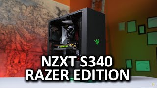 nZXT S340 Razer Edition - You won't like it when it's angry! (   )