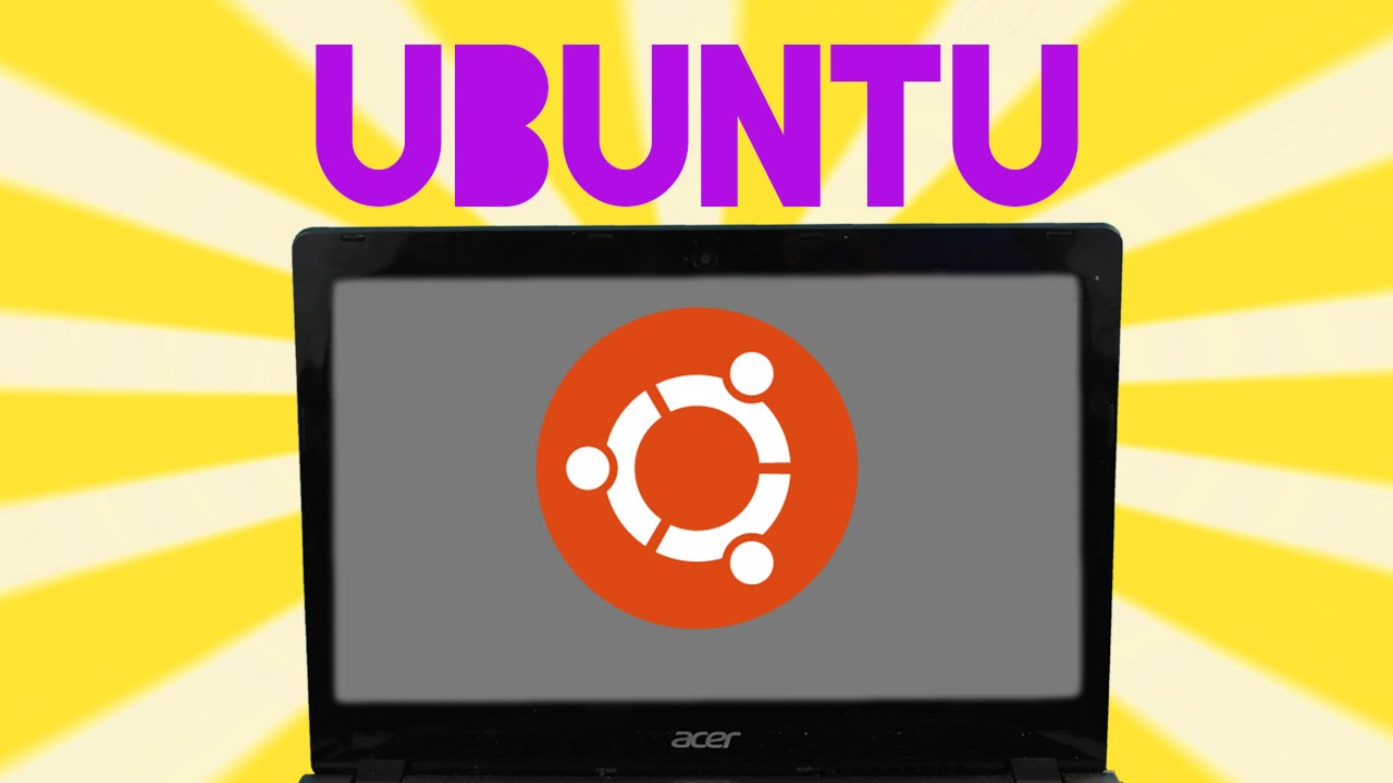 Install Ubuntu 14 04 on Chromebook - Bennett Notes