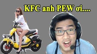 Pewpew - Khoảnh Khắc #27 - Câu chuyện hotgirl ship hàng KFC