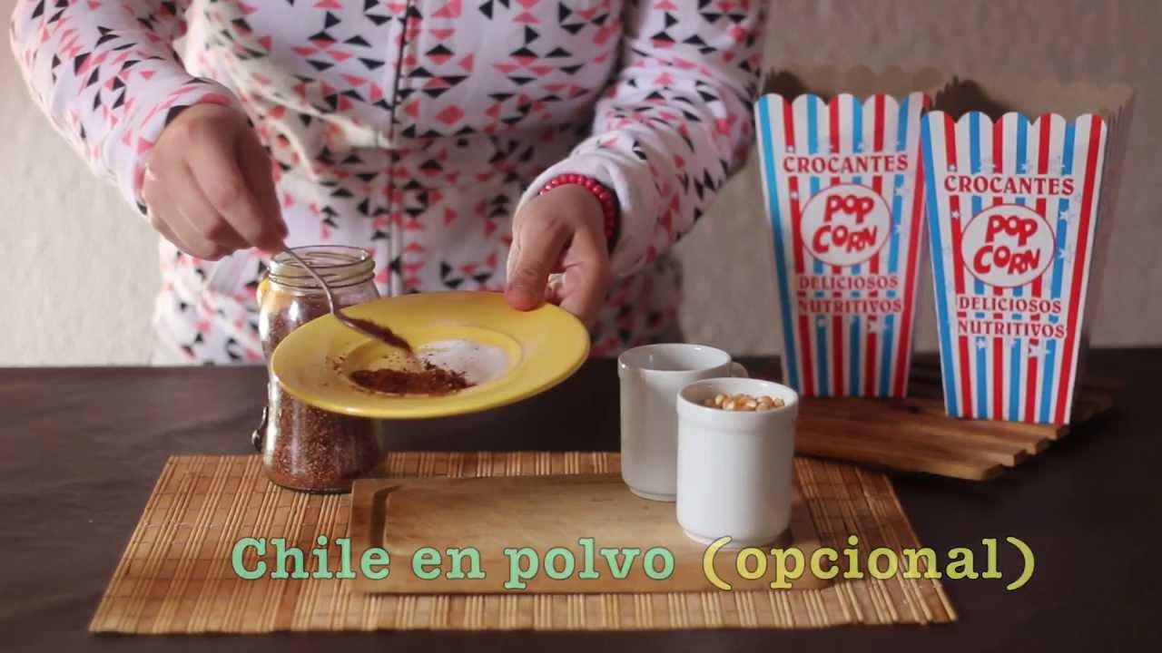 Palomitas de caramelo caseras how to make perfect - Como hacer palomitas de caramelo caseras ...