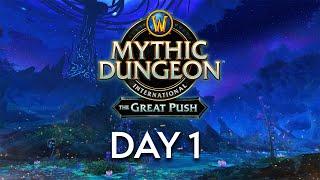 The Great Push | Dąy 1
