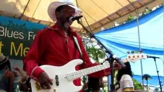 Larry Graham, Now Do U Wanta Dance/I Want To Take You Higher, Brooklyn, NY 6-7-12