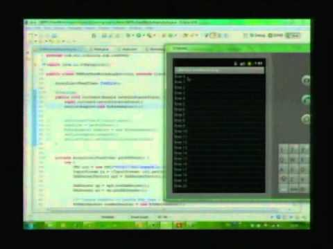 Android Programming Workshop: Feed Data From Web 1/2