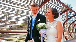 Darren + Jenny // A Wedding Film (Canon SL2 18-55mm)