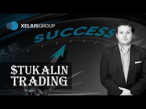 Сделки в реальном времени на фьючерсах РТС и нефти - Денис Стукалин