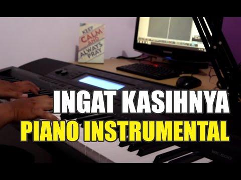 Lagu Paskah Ingat KasihNya Ingat KebaikanNya (Simple Piano Cover)