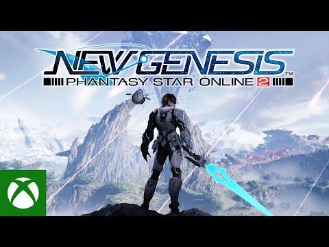 Бесплатная игра Phantasy Star Online 2 New Genesis уже доступна на консолях Xbox