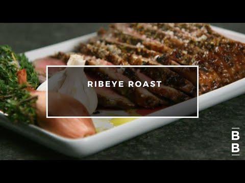 Easy Holiday Ribeye Roast Recipe