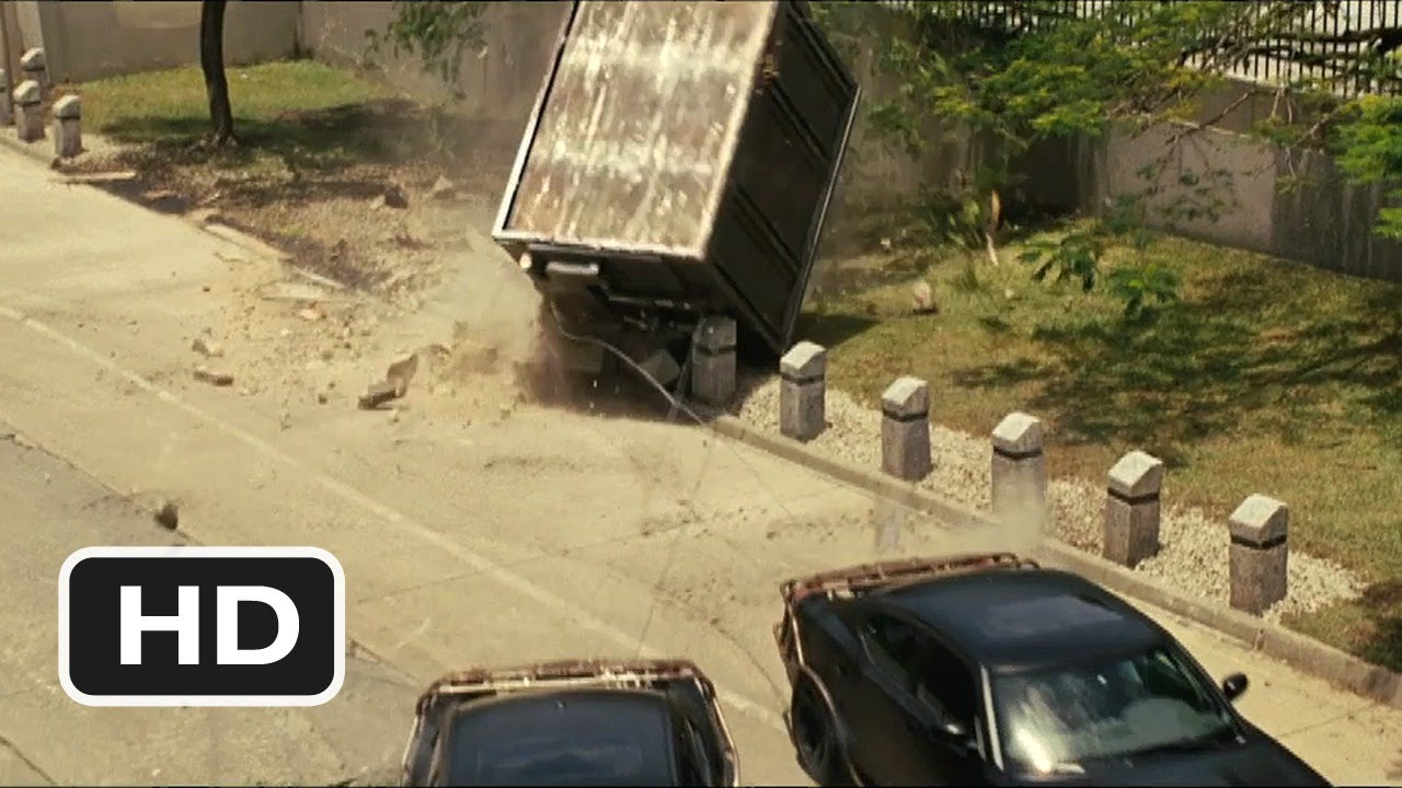 Cars That Start With J >> Fast Five #6 Movie CLIP - Safe in Tow (2011) HD - YouTube