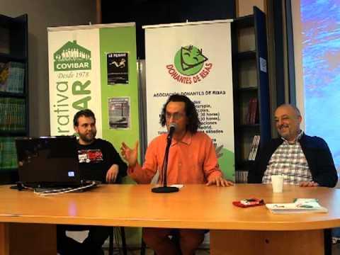 Donantes de Risas y Javier Jurdao 1/10_Conferencia