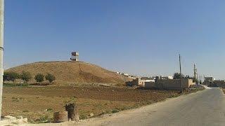 الجيش الحر يسيطر على كامل بلدة دابق شمال حلب - جولة الرابعة
