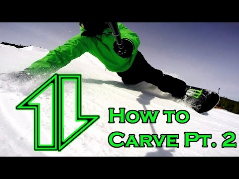ff95bc777b1 How to really really really carve a snowboard Pt. 2 - YouTube