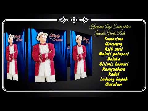 Kumpulan lagu Sunda Terpopuler Hendy Restu