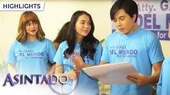 Asintado: Gael gets higher percentage of survey votes than Salvador | 149