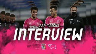 PRE MATCH | Lee Buchanan Pre Coventry City (A)