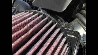 2016 ford focus st with k filter