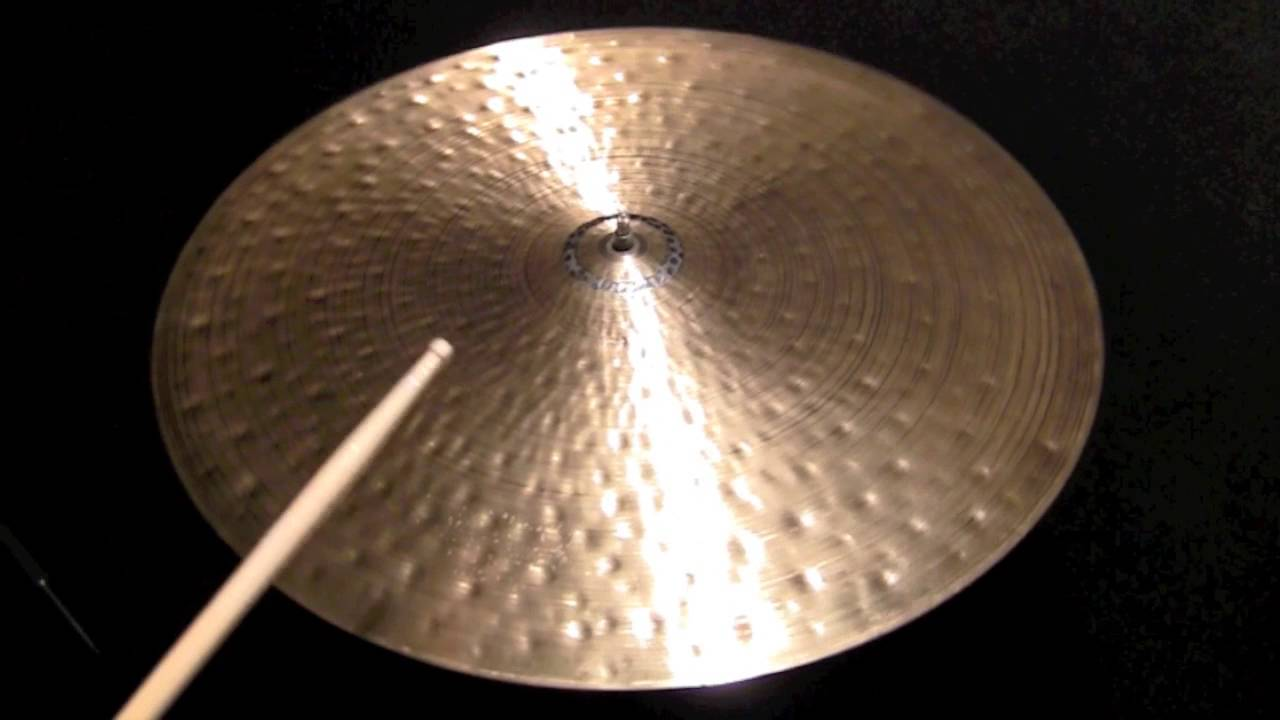 22 matt bettis thin hard top ride cymbal youtube. Black Bedroom Furniture Sets. Home Design Ideas