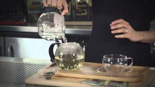 How to make the Perfect Green Tea - Twinings Foodservice