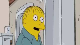 The Simpsons: Ralph Wiggum Yo, I'll tell you what I want, what I really really want