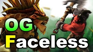 OG vs FACELESS - Mass Illusion Strats! - KIEV MAJOR DOTA 2