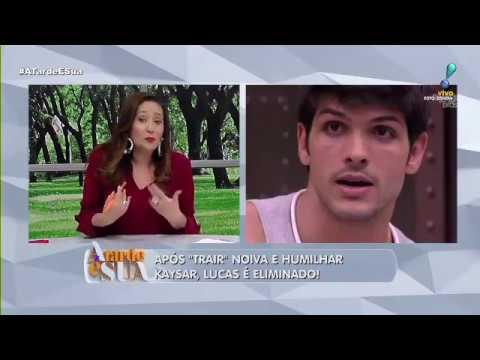 """Sonia Abrão sobre Lucas do BBB: """"só tem estoque de vento na cabeça"""""""