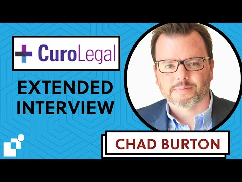Chad Burton - CuroLegal CEO & Legal Industry Pioneer   GNGF LIVE Extended Interview