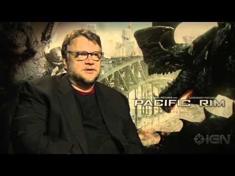 Guillermo Del Toro Talks Crimson Peak