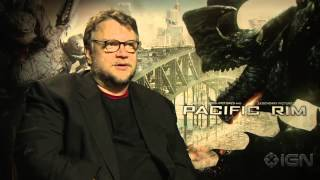 Guillermo Del Toro Talks Crimson Peak