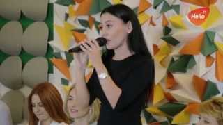 Открытый урок в школе телевидения Юлии Грицук 2015