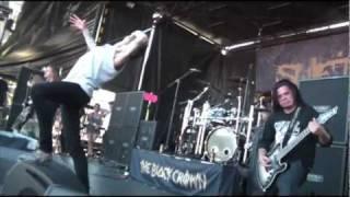 Suicide Silence - Slaves To Substance HD - MAYHEM SAN BERNARDINO thumbnail