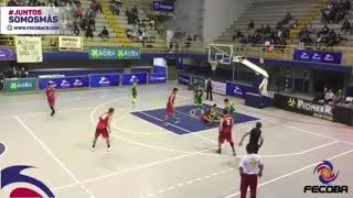 Fabian Segura HighlightS (JDN18) Basketball CR