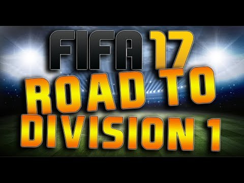ALMOST A DEFEAT! - FIFA 17 GAMEPLAY (PS4) ROAD TO DIVISION 1! #2