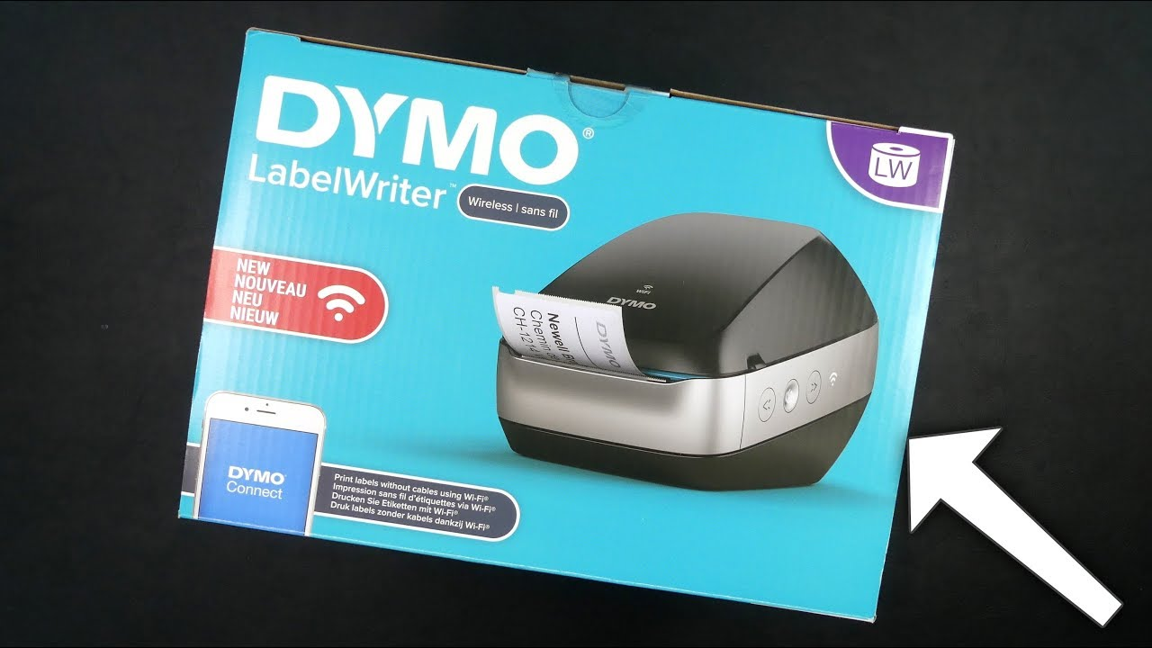 Dymo LabelWriter Wireless - Unboxing & First Setup