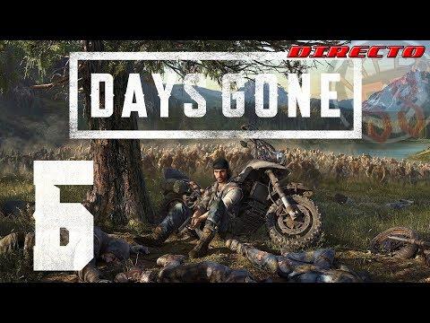 days-gone-|-en-directo-|-español-|-parte-6-|-nuevo-campamento-en-lost-lake