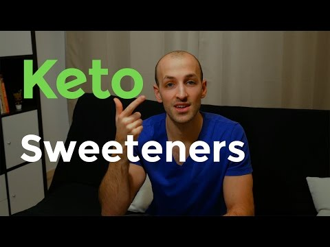 Best Sweeteners on Keto? Best and Worst sugar alternatives on the Ketogenic Diet