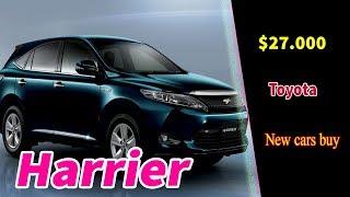 2020 toyota harrier turbo | 2020 oyota harrier hybrid | 2020 toyota harrier review | new cars buy