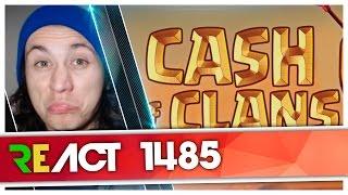 React 1485 Pokémon GO VS. Clash of Clans | Duelo de Titãs 7 Minutoz