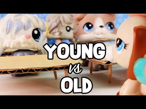 6bffdd8859 LPS - Young Vs Old (School Edition) - YouTube