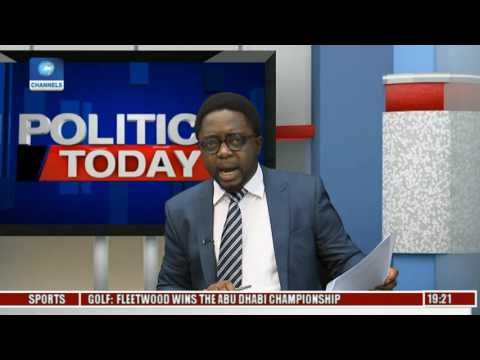 Politics Today: Ibrahim Magu Is Not Corrupt And Senate Should Confirm Him  Nwanyanwu