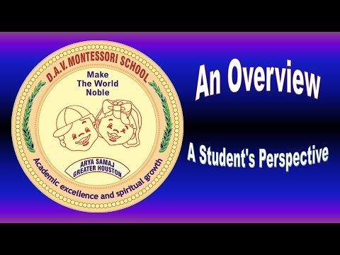 DAV Montessori School (Promo)
